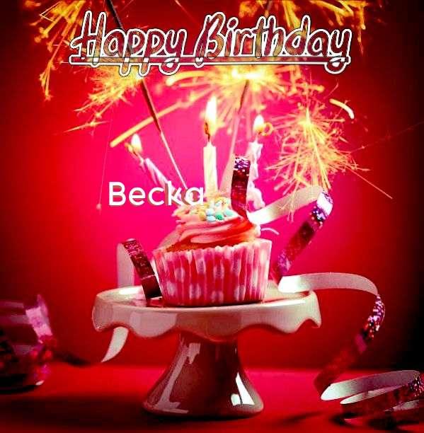 Becka Cakes