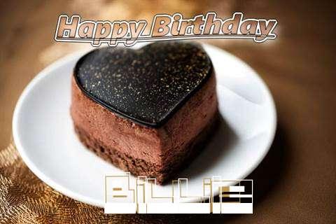 Happy Birthday Cake for Billie