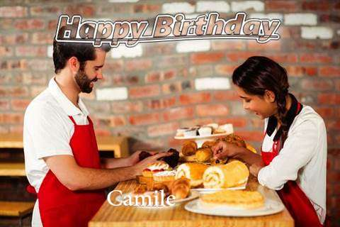 Birthday Images for Camile
