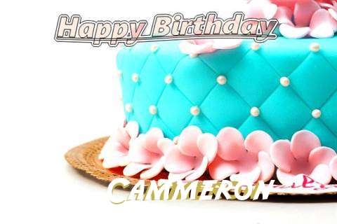 Birthday Images for Cammeron