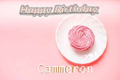 Wish Cammeron