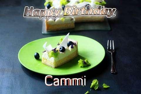 Cammi Birthday Celebration