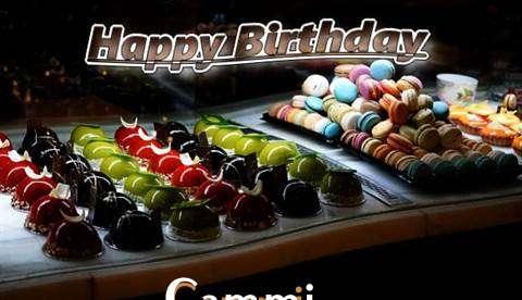 Happy Birthday Cake for Cammi
