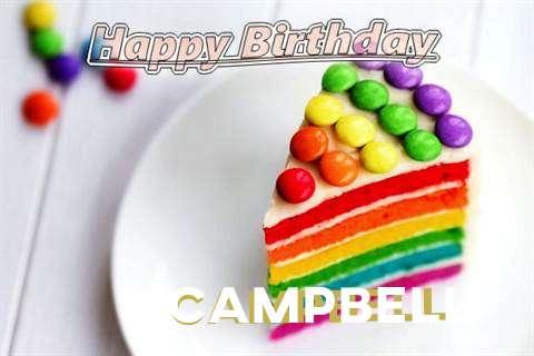 Campbell Birthday Celebration
