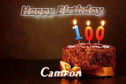 Camron Birthday Celebration