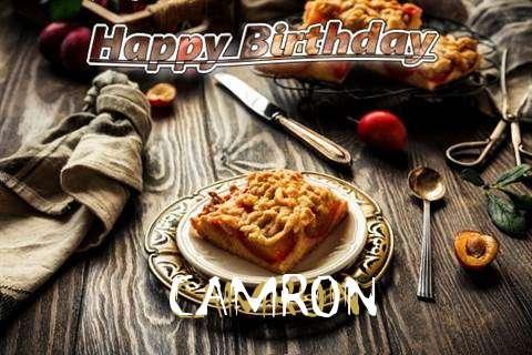 Camron Cakes