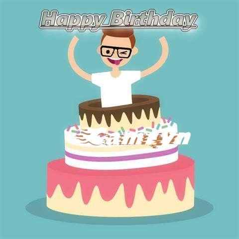 Happy Birthday Camryn