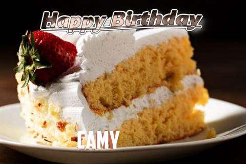 Happy Birthday Camy