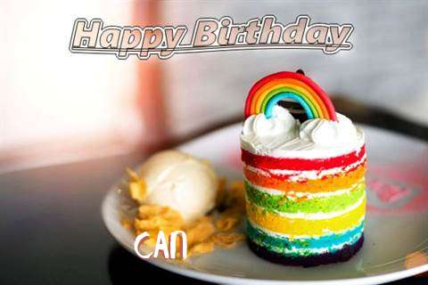 Birthday Images for Can