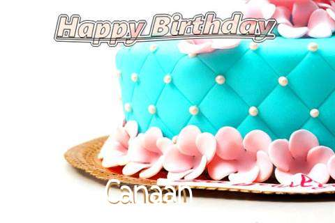 Birthday Images for Canaan