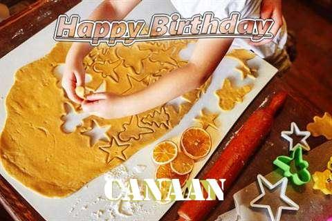 Canaan Birthday Celebration