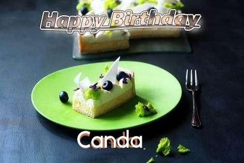 Canda Birthday Celebration