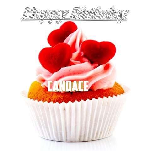 Happy Birthday Candace