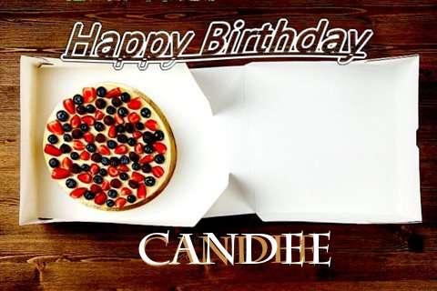 Happy Birthday Candee