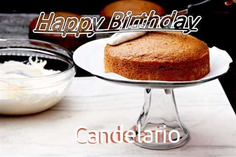 Happy Birthday to You Candelario