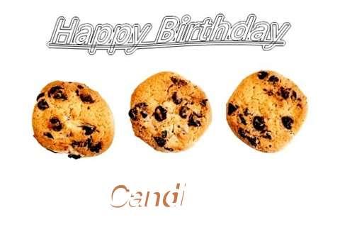 Candi Cakes