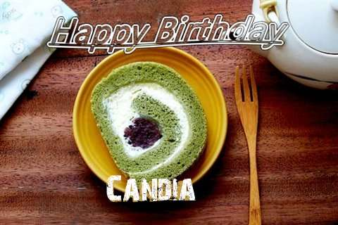 Candia Birthday Celebration