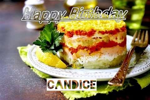 Happy Birthday to You Candice
