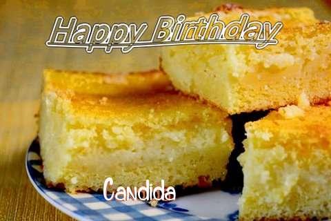 Happy Birthday Candida