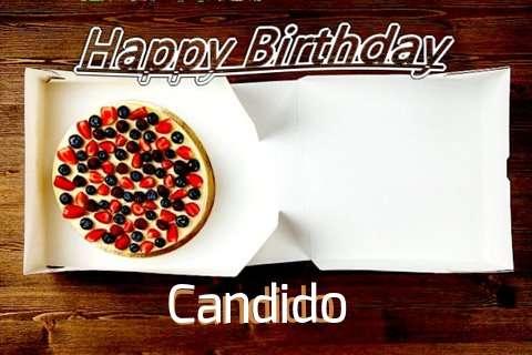 Happy Birthday Candido