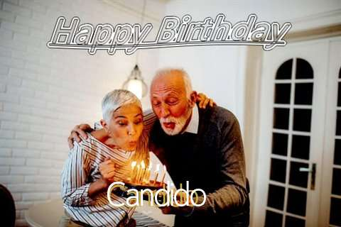 Wish Candido