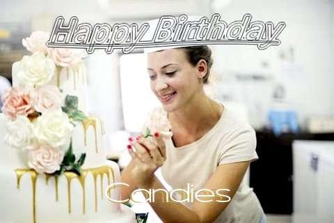 Candies Birthday Celebration