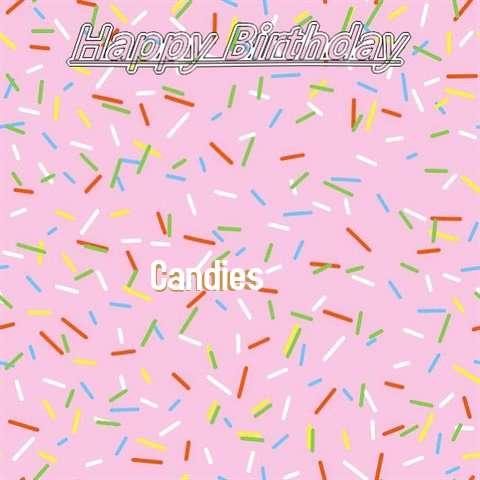 Candies Cakes
