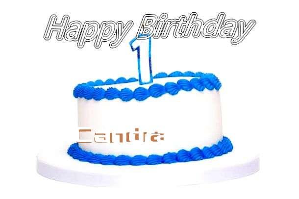 Happy Birthday Cake for Candra