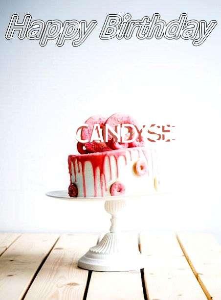 Happy Birthday Candyse