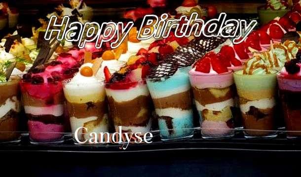 Candyse Birthday Celebration