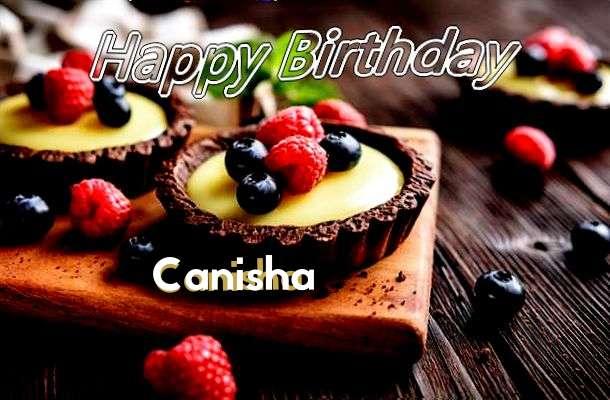 Happy Birthday to You Canisha