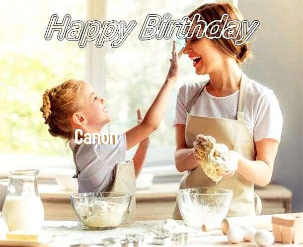 Canon Birthday Celebration