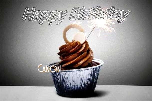 Canon Cakes