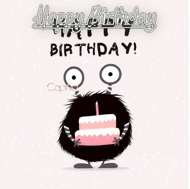 Capria Birthday Celebration