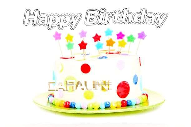 Happy Birthday Cake for Caraline