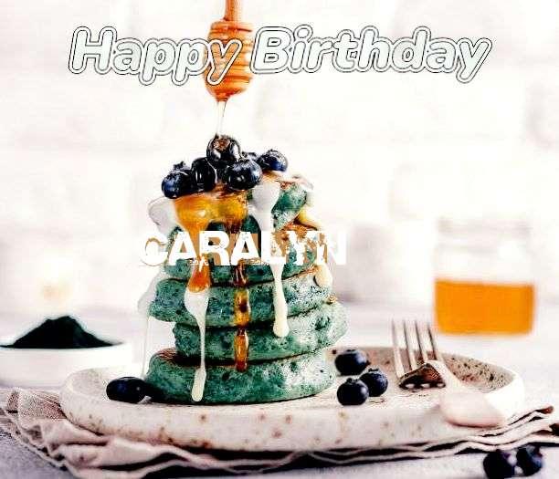 Happy Birthday Caralyn