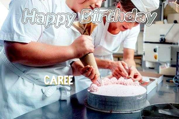 Happy Birthday Caree