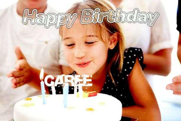 Caree Birthday Celebration