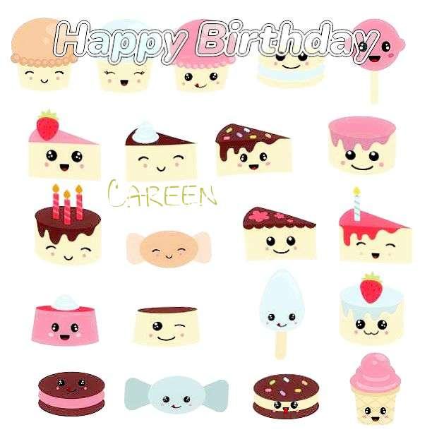 Happy Birthday to You Careen