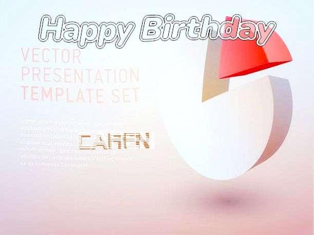 Happy Birthday Caren