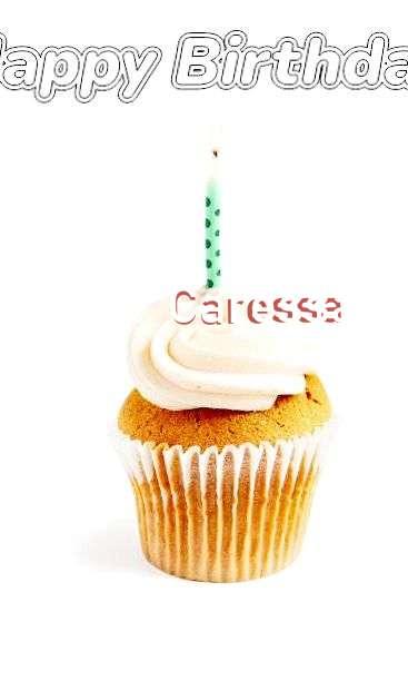 Happy Birthday Caressa