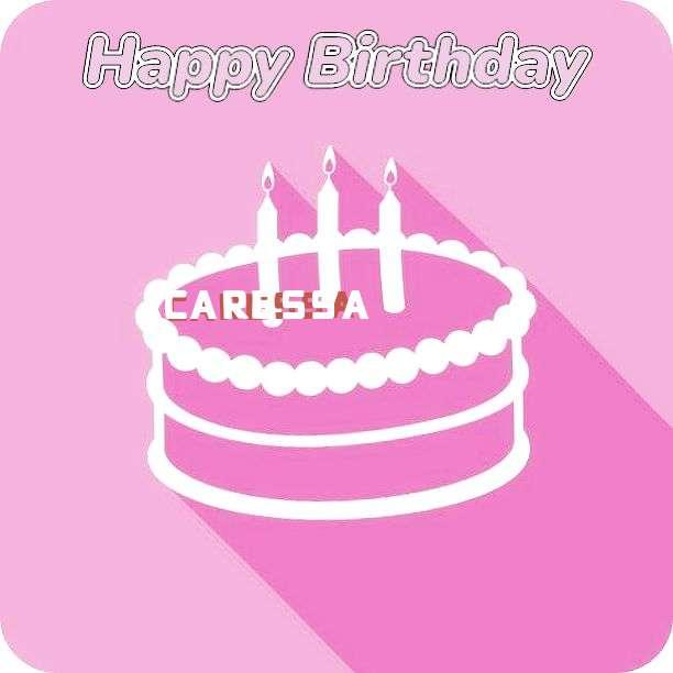 Caressa Birthday Celebration