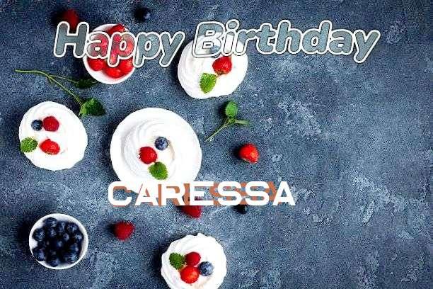 Happy Birthday to You Caressa