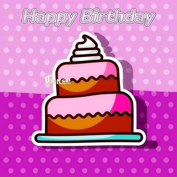 Caressa Cakes