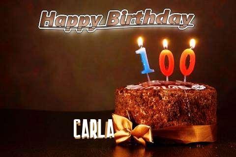 Carla Birthday Celebration