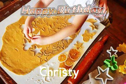Christy Birthday Celebration