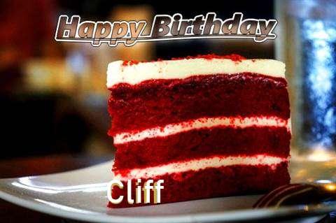 Happy Birthday Cliff