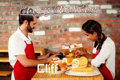 Birthday Images for Cliff