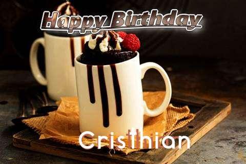 Cristhian Birthday Celebration