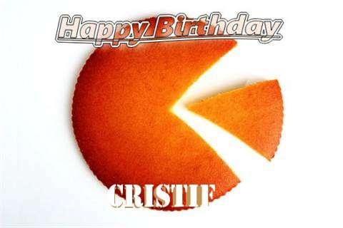 Cristie Birthday Celebration